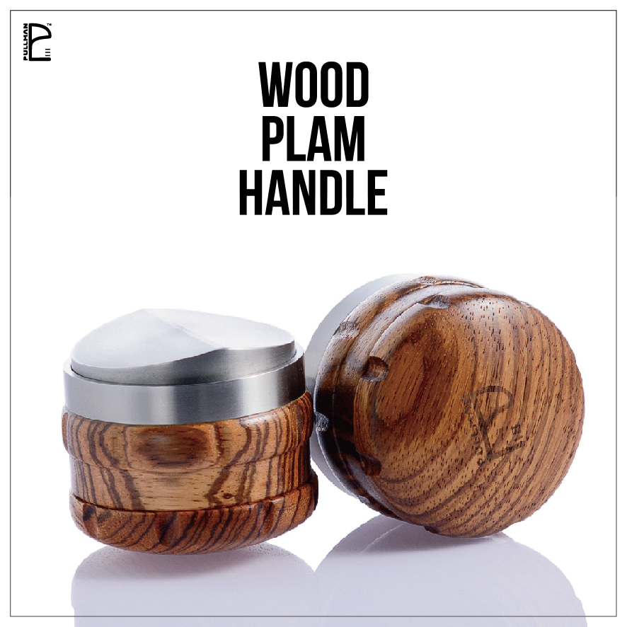 Plam Wood Handle